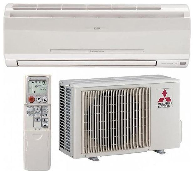 Mitsubishi Electric MSC-GE20VB / MUH-GA20VB